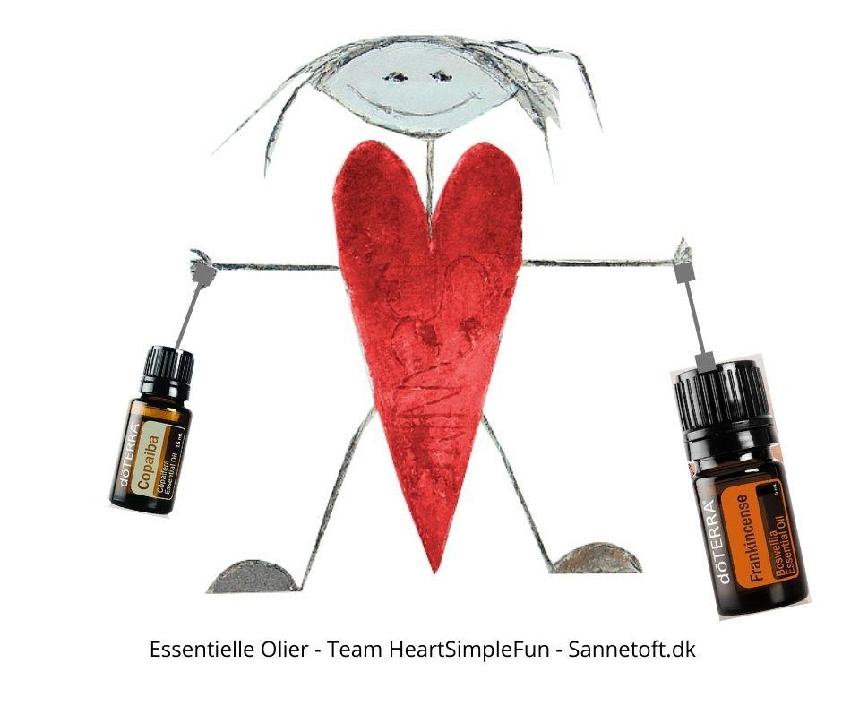 Essentielle Olier - Team HeartSimpleFun